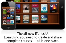itunes u future of college education