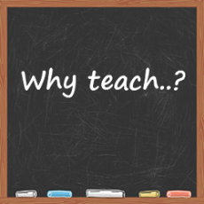 Why Do I Teach? | Sweat to Inspire